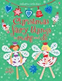 Rebecca Gilpin Christmas Fairy Things to Make and Do (Usborne Activities)