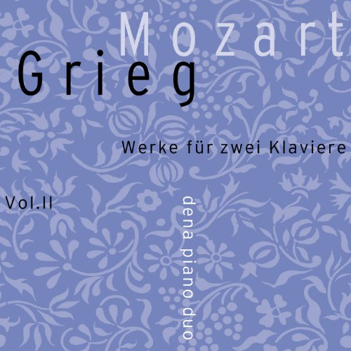 Buy Mozart/Grieg vol. II From amazon