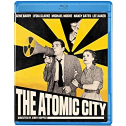 The Atomic City [Blu-ray]