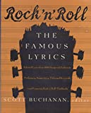 Rock N Roll: The Famous Lyrics