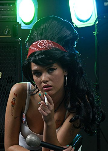 Amy Winehouse Wig and Bandana