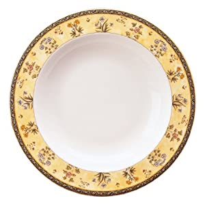 Amazon.com: Wedgwood India 11-1/4-Inch Pasta Plate: Kitchen & Dining
