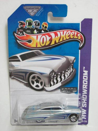 Hot Wheels HW Showroom ZAMAC Purple Passion #015