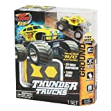 Air Hogs Xs Motors Thunder Trucks Baja Buggy Yellow(Ch Bd)