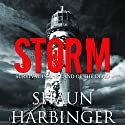 Storm: Survival in the Land of the Dead: Undead Rain, Book 2 Audiobook by Shaun Harbinger Narrated by Brian Grey