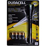 Duracell 1300 Lumen Flashlight with Zoom, Batteries Included