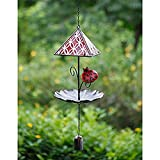 Lady Bug Bird Feeder 17x6.5x6.5