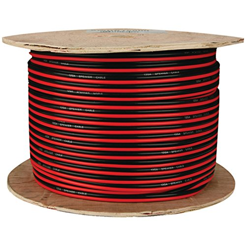 Install Bay Zip Wire Red And Black 16 Gauge 500 Foot Each- Swrb16-500