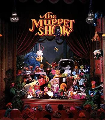 The Muppet Show Poster Movie (11 x 14 Inches - 28cm x 36cm)