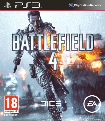 Battlefield 4 (PS3)- Limited Edition