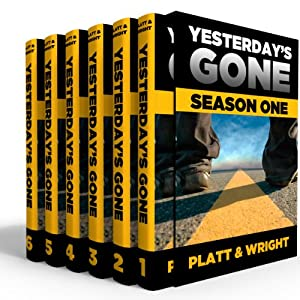 Yesterday's Gone: Season One | [Sean Platt, David Wright]