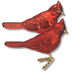 Old World Christmas Northern Cardinal Glass Blown Ornament