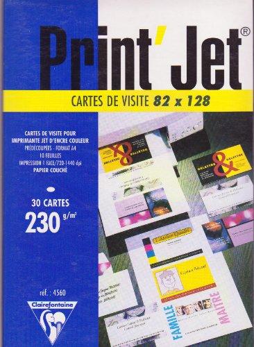 Printjet Carte De Visite Acheter