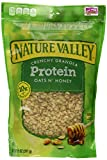 Nature Valley Oats and Honey Protein Granola, 11 oz (Pack of 1)
