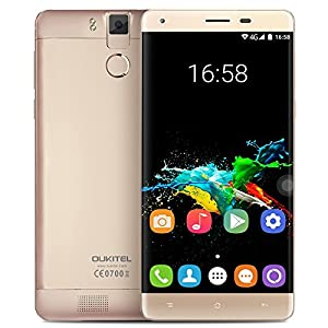 OUKITEL K6000 Pro 4G FDD-LTE MTK6753 64-bit Octa Core Smartphone 5.5