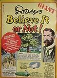 Ripley's Giant Believe It or Not (0446874663) by Ripley, Robert