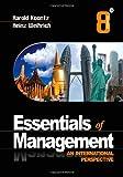 Essentials of Management, 8e: An International Perspective (0071067671) by Koontz, Harold