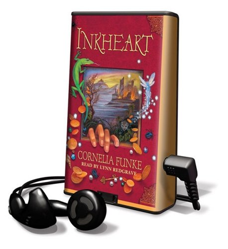 Inkheart: Library Edition (Inkheart Trilogy) book cover