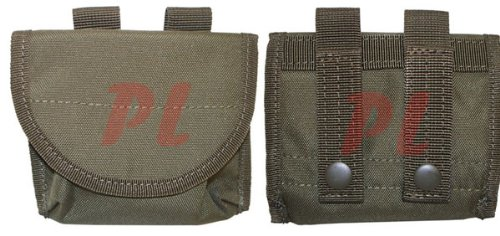 Molle Tactical Blaser Mag Pouch Ammo Case Pouch Holder-OD GREEN