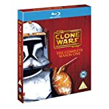 Star Wars: The Clone Wars - The Complete Season One [Blu-ray] [2009]by Various
