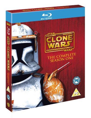 Star Wars - The Clone Wars - Season 1 [Blu-ray]