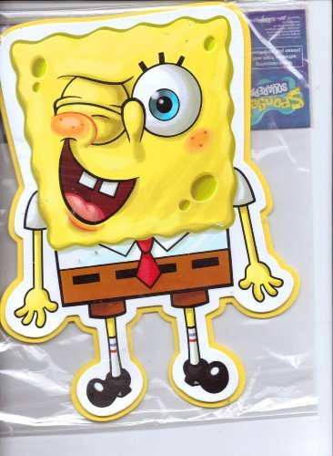 SpongeBob SquarePants Foam Wall Decoration (Wink)
