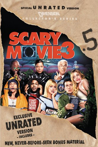 Cover art for  Scary Movie 3.5 (Unrated Version)