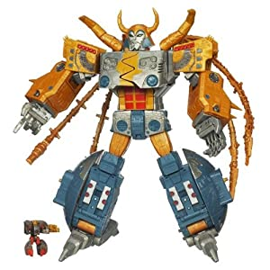 Transformers Limited Edition - Unicron with Kranix