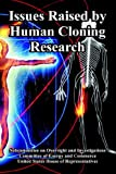 img - for Issues Raised by Human Cloning Research book / textbook / text book