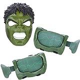 Avengers - B0428eu40 - Figurine Cinéma - Masque Et Biceps De Hulk