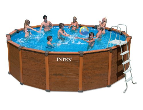 something good about intex 54965eg 18 feet 8 inch by 53. Black Bedroom Furniture Sets. Home Design Ideas