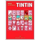 ペーパーバック版 タンタンの冒険6冊セット (1)