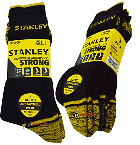 stanley-professional-worker-socks-thermal-strong-warm-work-winter-temp-control