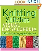 Knitting Stitches Visual Encyclopedia (Teach Yourself VISUALLY Consumer)