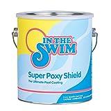 In The Swim Super Poxy Shield Epoxy-Base Swimming Pool Paint - Black 1 Gallon