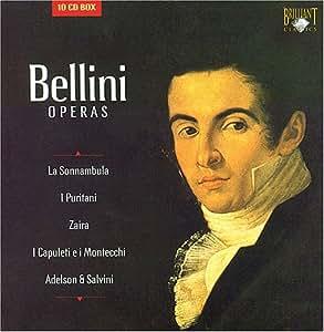Vincenzo Bellini, Richard Bonynge, Bruno Campanella, Marcello Viotti