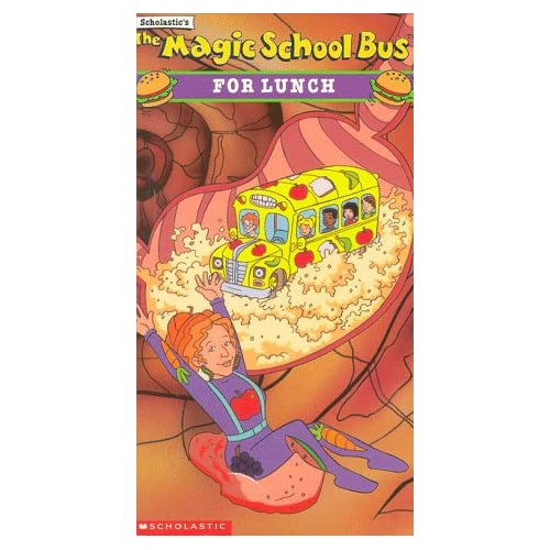 Magic School Bus For Lunch Magic School Bus For Lunch