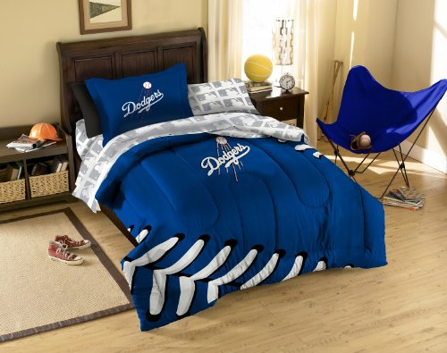 Baseball Bedding Twin 1072 front
