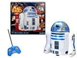 Dickie-Spielzeug - Juguete hinchable Star Wars (Dickie Spielzeug) (importado) - Radiocontrol inflable R2-D2