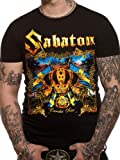 Sabaton Carolus Rex Official T-shirt (Black)