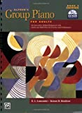 Alfreds Group Piano for Adults: Student Book 2, 2nd Edition (Book & CD-ROM)