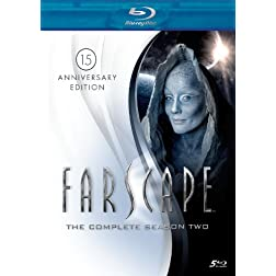 Farscape: Season 2, 15th Anniversary Edition [Blu-ray]