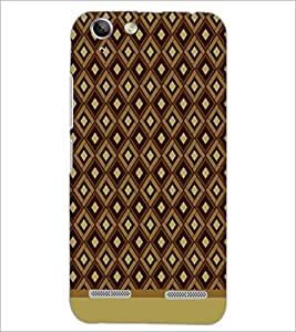 PrintDhaba Pattern D-1591 Back Case Cover for LENOVO VIBE K5 (Multi-Coloured)