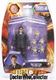 Doctor Who Action Figures Series 4 - The Doctor with 5 Adipose Figures