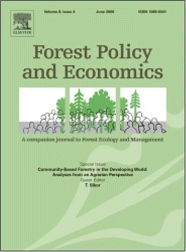 Road investment scenarios in Northern Sweden [An article from: Forest Policy and Economics]