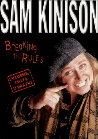 Sam Kinison: Breaking the Rules movie