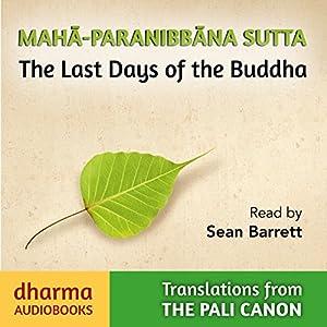 Maha-Paranibbàna Sutta Audiobook