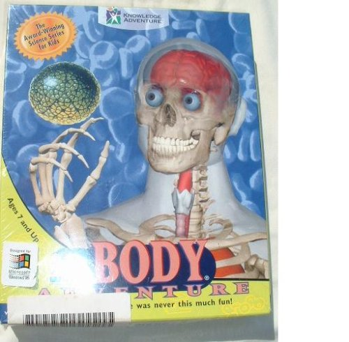 3-D Body Adventure By Knowledge Adventure