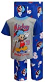 Disney Mickey Mouse All Star Baseball Toddler Pajamas for boys