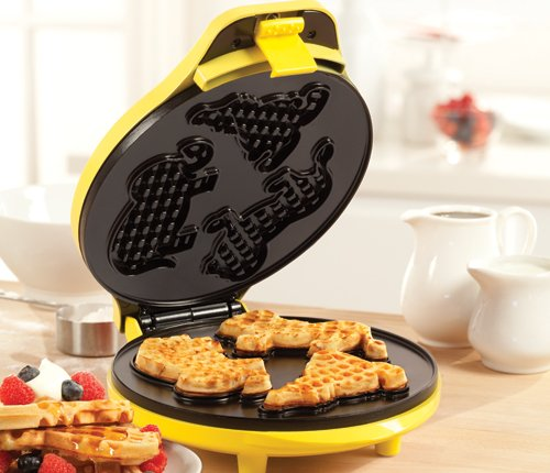 Shaped Waffle Makers front-422506